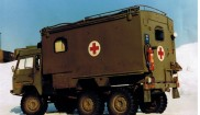 Volvo C303 6X6 Ambulance