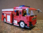 Volvo Fire Engine