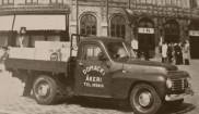 Volvo PV 445C Pick-up Truck