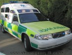 Volvo V90 Ambulance