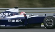 WILLIAMs WILLIAMS CHASSISFW31 ENGINETOYOTA RVX-09
