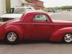 Willys 2-dr Coupe