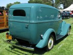 Willys 77 Sedan Delivery