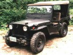 Willys CJ-3A