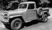 Willys Jeep Pickup
