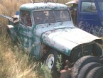 Willys Jeepster 4x4 Pickup