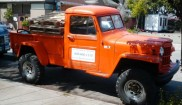 Willys Pick up