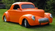 Willys Replica Pick UP