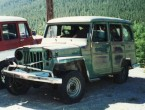 Willys Six 4dr