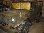 Yellow Coach Truck 25 ton 6x6 General Purpose cargo truck