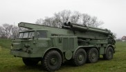 ZiL M87 Orkan Rocket System 262mm