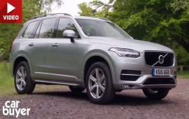 Review Finds All-New Volvo XC90 Is Not Perfect