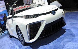 New Toyota Mirai: The Fuel Cell Car You Can Buy