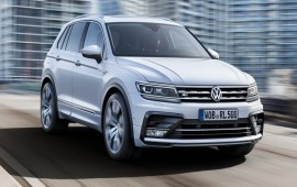 VW Opens Order Books For New Tiguan SUV wVideo