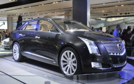 Cadillac to provide new twin-turbo V-6 on XTS for 2014
