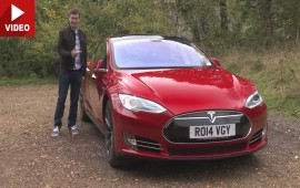 Tesla Model S Impresses Again in UK Review