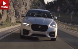 First Review Of The All-New Jaguar XF Praises Its Handling