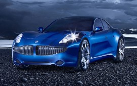 Karma Automotive Ties Up With BMW For Electric Drive Technology