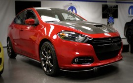 2013 Dodge Dart looks amazing from all angles