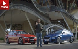Jaguar XE S Vs BMW 335i Comparison Will Surprise You