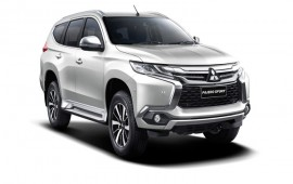 All-New 2016 Mitsubishi Pajero Sport Officially Revealed wVideo