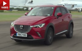 Mazda8217s CX-3 Keeps The Positive Reviews Coming