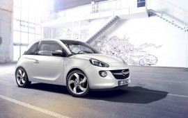The production of the Opel Adam will go down