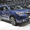 Subaru Forester covers little SUVs in new accident test