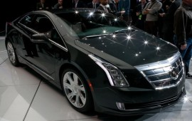 Detroit Motor Show presented the best designed vehicles of 2012.