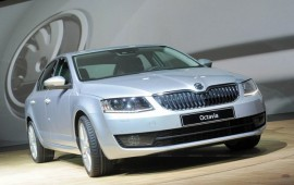 Skoda's world wide April income hit by transition to new Octavia