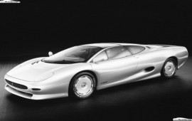 Jaguar XJ220 Concept Car