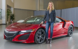 Acura NSX Designer Michelle Christensen on the Influence of Nature, and the '67 Chevelle
