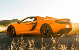 McLaren Remembers 50th Anniversary with Special-Edition 12C Coupe