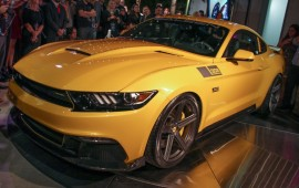 Saleen's Mustang S302 Black Label Joins the 700 (hp) Club
