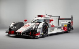 Audi R18 E-Tron Quattro: A More Powerful, More Efficient Le Mans Racer