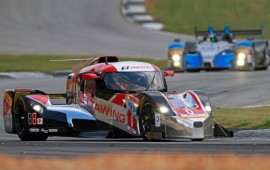 Remember the Oddball DeltaWing Race Car?