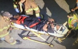NFL star Cam Newton taken to hospital after car crash