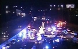 6 dead in 9 vehicle pileup on Tennessee interstate