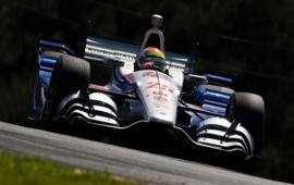 IndyCar driver seriously injured at crash-filled Pennsylvania race