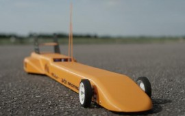 8203Watch a 3D-printed remote-controlled car go 100 mph