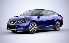 Nissan aims its new Maxima at some strong rivals