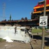 84-car freight train derails in Houston