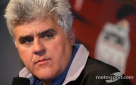 Jay Leno helps the Petersen Museum crowdfunding effort
