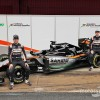 Force India unveils new F1 car