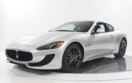 2013 Maserati GranTurismo MC Convertible Driven: Cruiser By having an Perspective