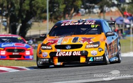 Van Gisbergen to debut new car in Darwin