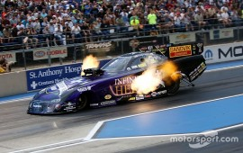 Jack Beckman The quickest driver in Funny Car history