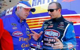 NASCAR crew chief Frankie Kerr returns to sprint car world