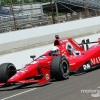 Making it as a single-car team in IndyCar