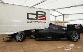 Revealed Third-generation GP3 car unveiled at Monza